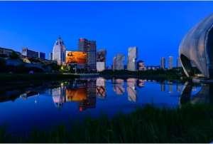 浙江永麒照明:如何打造青岛网红城市夜景 热量表